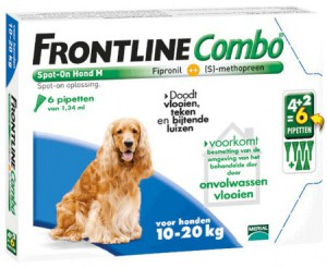 Frontline - Combo Hond M