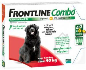 Frontline - Combo Hond XL