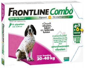 Frontline - Combo Hond L
