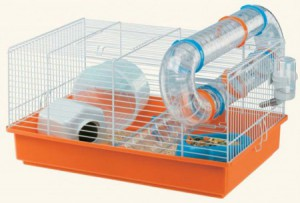 Productafbeelding voor 'Hamsterkooi Paula'