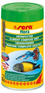 Sera - Flora met Spirulina