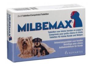 Productafbeelding voor 'Milbemax - Puppy & Kleine honden'