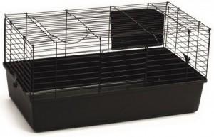 Productafbeelding voor 'Knaagdierkooi - Zwart'