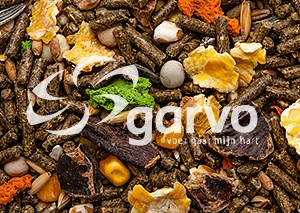 Garvo - Gemengd konijnenvoer met wortel (5081)