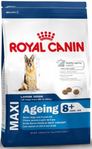 Productafbeelding voor 'Royal Canin - Maxi Ageing 8+'