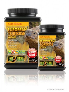 Exo Terra - Voeding Europese Schildpad