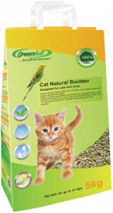 Greenfull - Natuurlijke kattenbak korrel