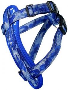 Productafbeelding voor 'Ezy dog - Tuig - Blauw Camouflage'