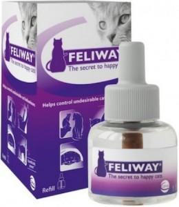 Productafbeelding voor 'Feliway - Verdamper navulflacon'