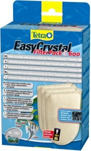 Tetra - Easy Crystal Filter Pack C600