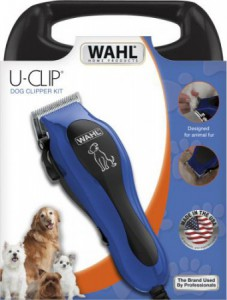 Productafbeelding voor 'Wahl - Tondeuse U-Clip Dog Clipper Kit'