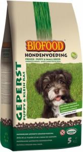 Afbeelding Biofood Puppy & Kleine rassen hondenvoer 5 kg door DierenwinkelXL.nl