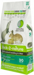 Productafbeelding voor 'Back 2 Nature - Papierkorrel'