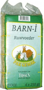Barn-I - Hooi in partjes