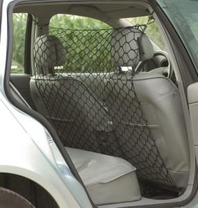 Veiligheidsnet voor auto