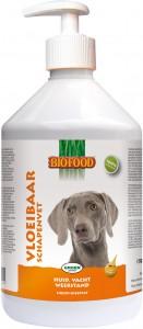 Biofood - Vloeibare schapenvet (met zalmolie)