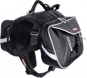 Productafbeelding voor 'Ezy Dog - Summit backpack - Zwart'