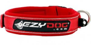 Productafbeelding voor 'Ezy dog - Neopreen halsband - Rood'
