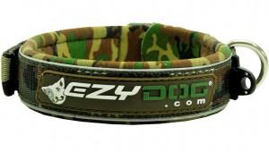 Productafbeelding voor 'Ezy dog - Neopreen halsband - Camouflage'