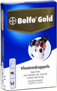 Bolfo Gold - Hond (4-10kg)
