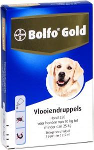 Bolfo Gold - Hond (10-25kg)