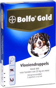 Bolfo Gold - Hond (25-40kg)
