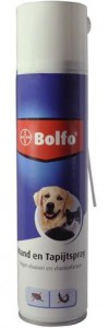 Bolfo - Mand en Tapijtspray