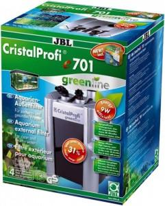 JBL - CristalProfi Greenline buitenfilter E701