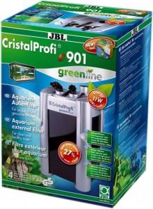 JBL - CristalProfi Greenline buitenfilter E901