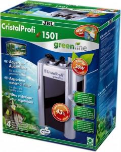 JBL - CristalProfi Greenline buitenfilter E1501