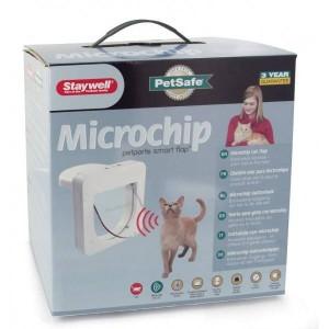PetSafe microchip kattendeur 12863, (excl. microchip)
