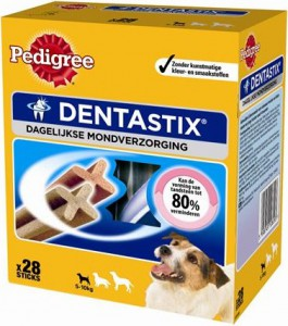 Productafbeelding voor 'Pedigree - Dentastix - Mini'