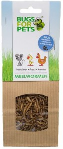 Bugs for Pets - Meelwormen