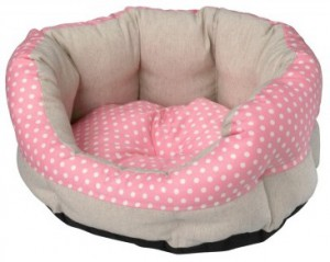 D&D Soft-Bed Dottie Pink