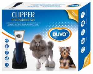 Duvo - Tondeuse Clipper Professional set