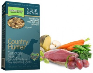 Productafbeelding voor 'Natures Menu Dog Duck'
