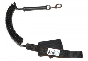 K9 Coil Leash Large