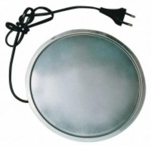 Productafbeelding voor 'Drinkpotverwarmer Rond Aluminium'