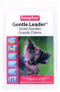 Bea Gentle Leader Large Zwt