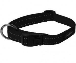 Rogz for dogz - Halsband - Zwart