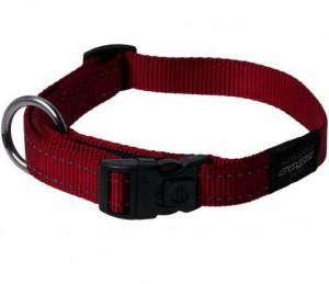 Rogz for dogz - Halsband - Rood