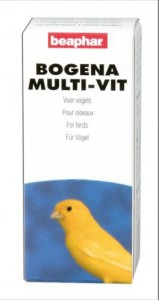 Bog Multi-vit Vogel