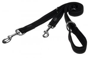 Productafbeelding voor 'Rogz for dogz - Lijn Multi Zwart'