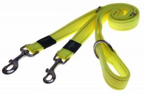 Rogz for dogz - Lijn Multi Dayglow Yellow