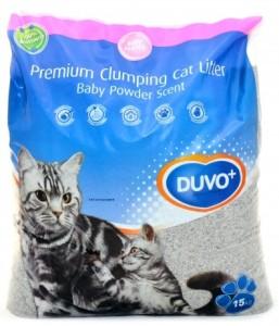 Duvo - Premium met Babypoeder