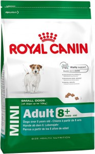 Royal Canin - Mini Adult 8+