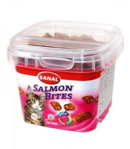 Productafbeelding voor 'Sanal - Cups Salmon Bites'