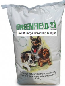 Greenfield Adult Large Breed 10kg