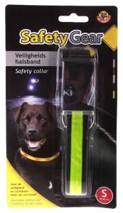 Sg Veiligheidshalsband Gl+led
