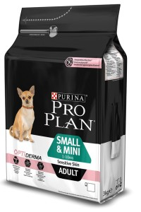 Proplan - Small&Mini Adult Sensitive Skin